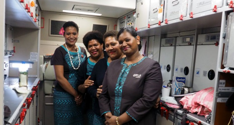 Profit Sharing A Hit With Fiji Airways Cabin Crew