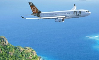 Fiji Airways On-Time Perfomance Over 80%