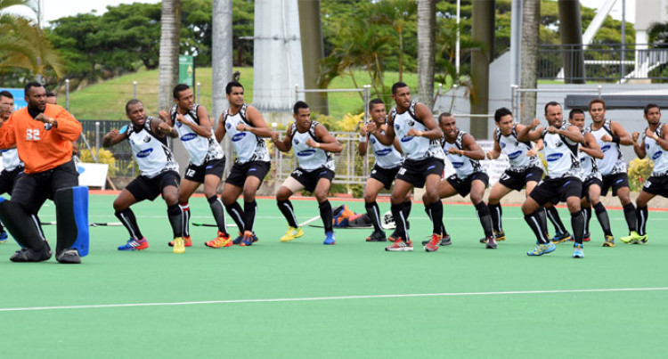 Fiji Through To World League
