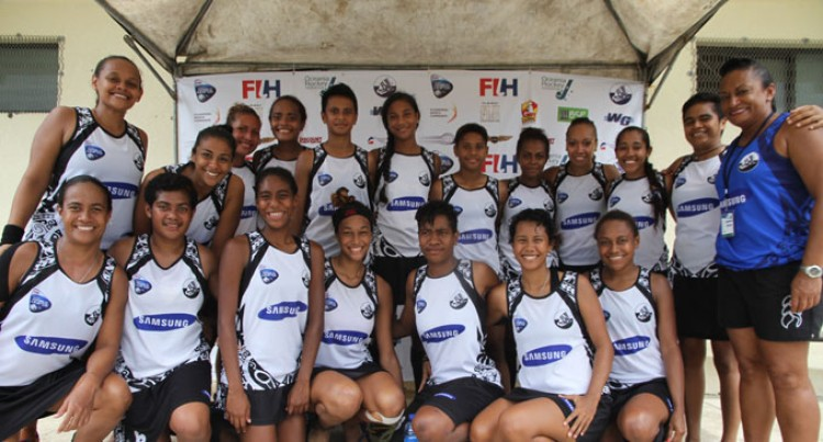 Bronze Finish For Fiji women