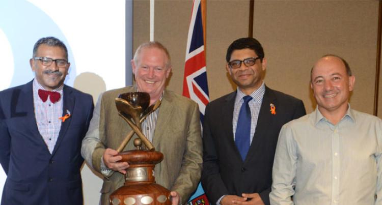 Fiji International Next October