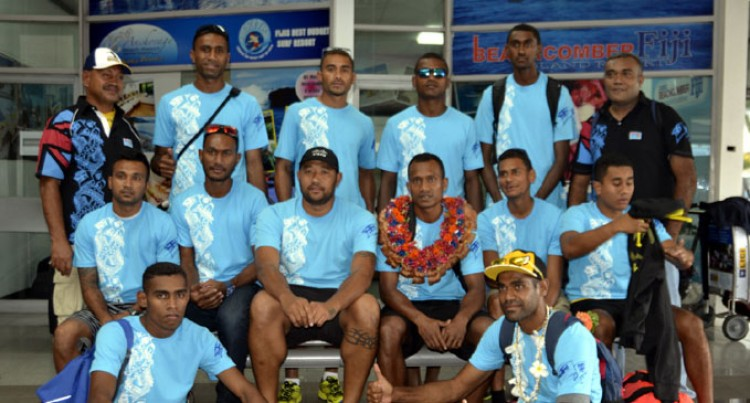Fiji Men Return From Australian Tour