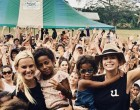Fiji's Beauty Wows Celebrities