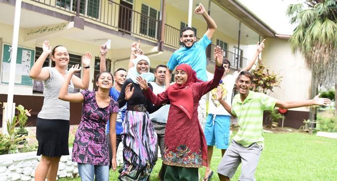 100 % Pass Rate, Suva Muslim College Celebrates Success