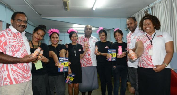 Galaxy Flavoured Milk An Instant Hit With Fiji Sun Staff