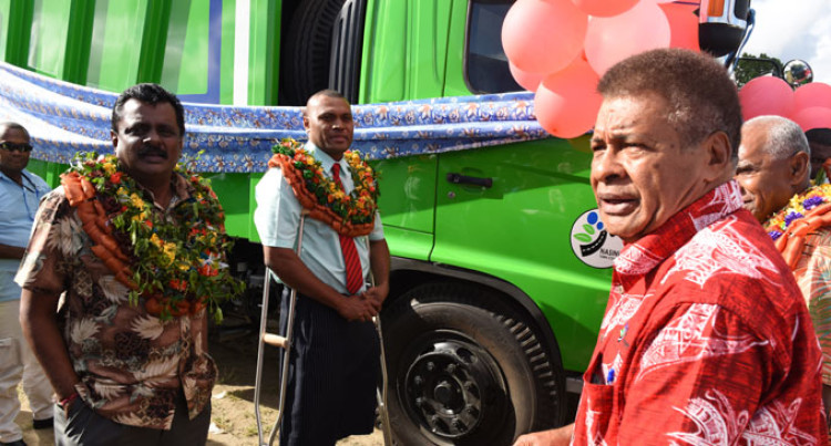 Nasinu Gets New Garbage Truck