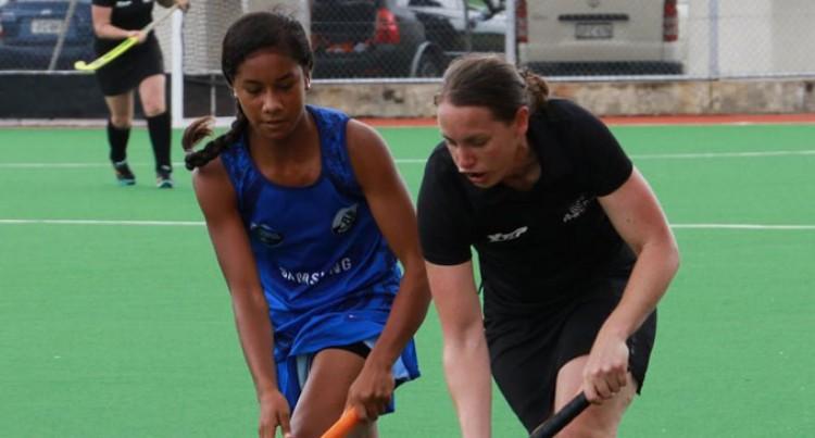 Kiwi Women Too Strong For Fiji