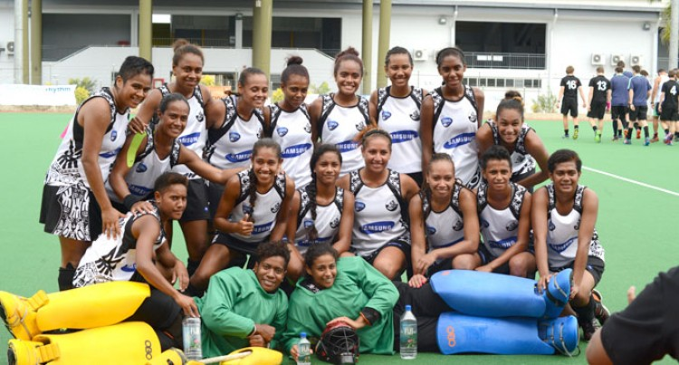 Fiji Women Too Strong For Samoa