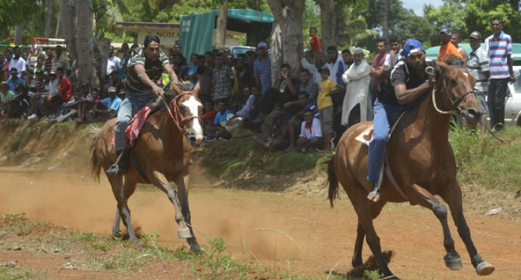 Horsing Racing Resumes In Lekutu