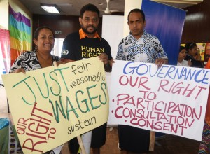 World Human Rights Day. Photo: Ronald Kumar and Varanisese Nasilasila