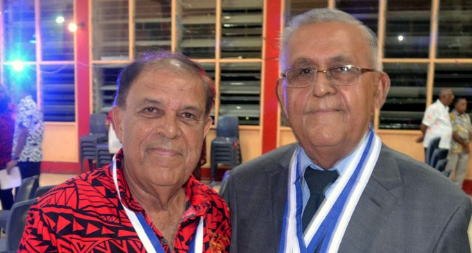 Former Mayors Recognised