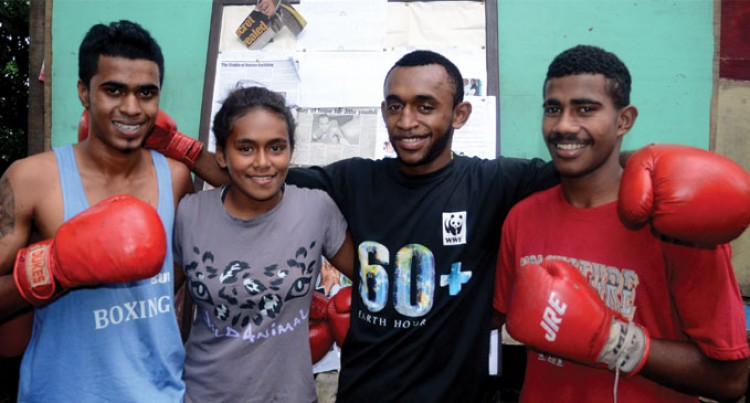 Boxers For PNG