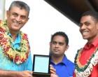 Ravula Bags Youth Volunteer Award