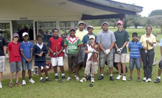 Youngsters Ready For Junior Open