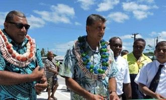 New Look Labasa Bus Stand Opens