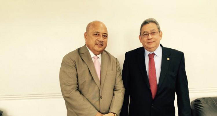 Lameda Congratulates Fiji On General Election