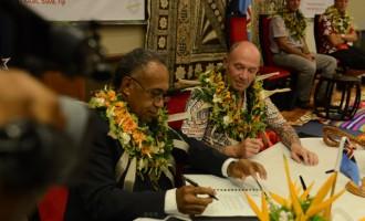 Signing Formalises Scheme