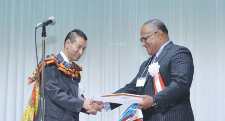 Mataitoga Lectures On Pacific 'Need'