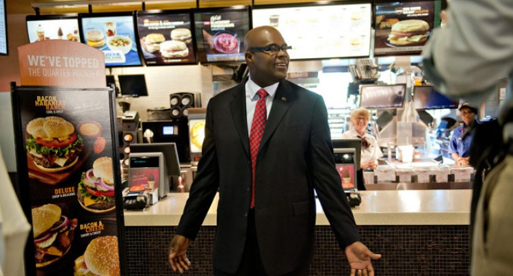 McDonald's To Cut Menu Items In Bid To Regain 'USA Leadership'