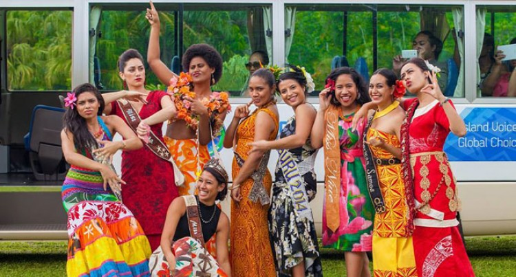 Miss Fiji Picks Tourism At Miss Pacific Islands Pageant