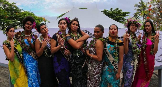 Voting For Miss Fiji In Samoa Now Online