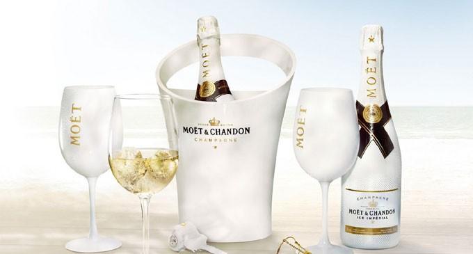 InterCon Celebrates Success With Champagne