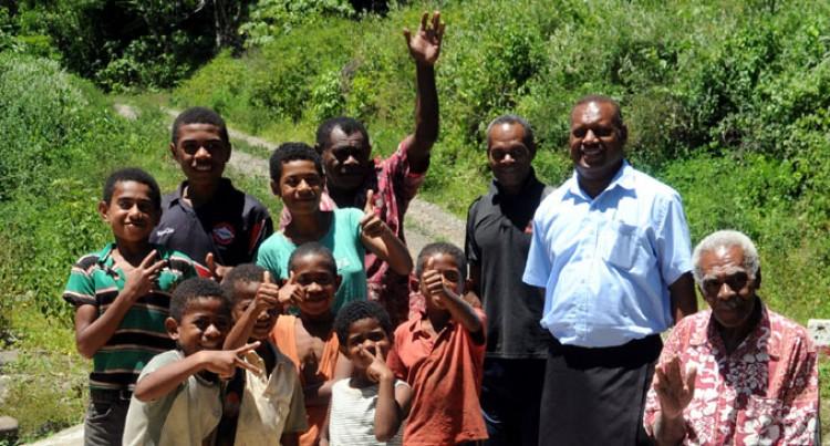 Better Road Swells Village Population