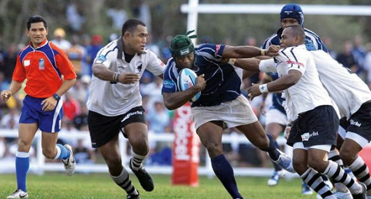 Nadroga Team Ready For Tour