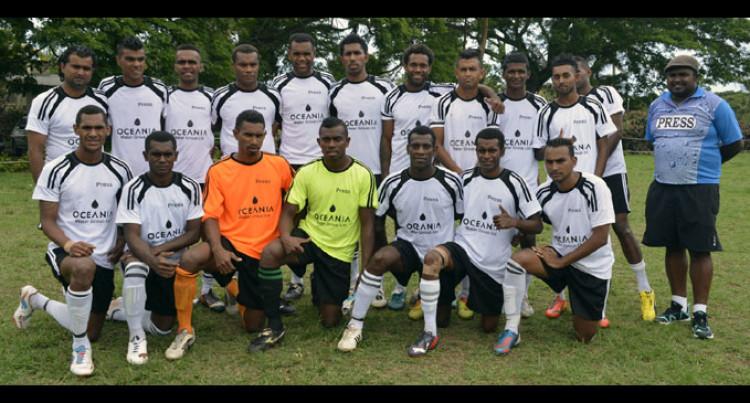 Namaka FC Sets Sights For NCC Title