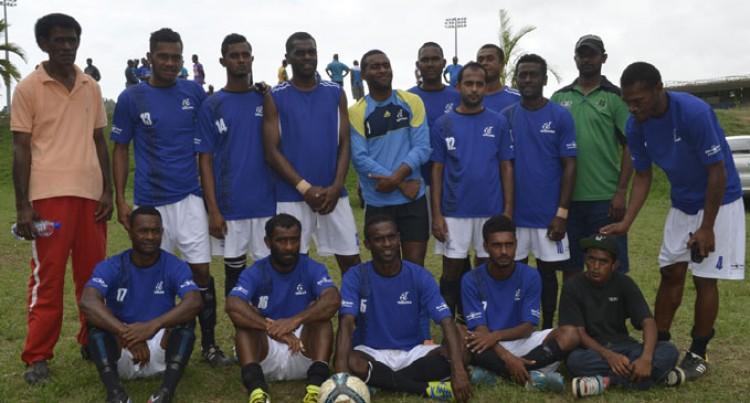 Press FC Draws  With Host  Dowtown FC