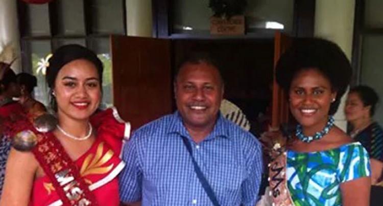 Miss Fiji Presents On Tourism