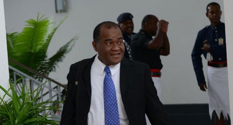 MP In $5000 Legal Battle