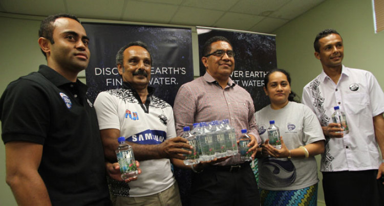 Fiji Water Backs Oceania Hockey