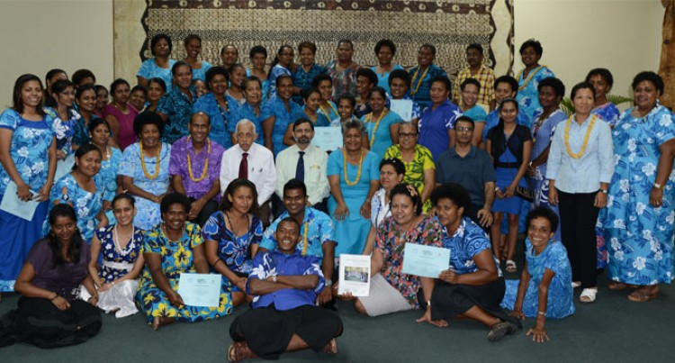 48 Nurses Graduate In Foot Care Training