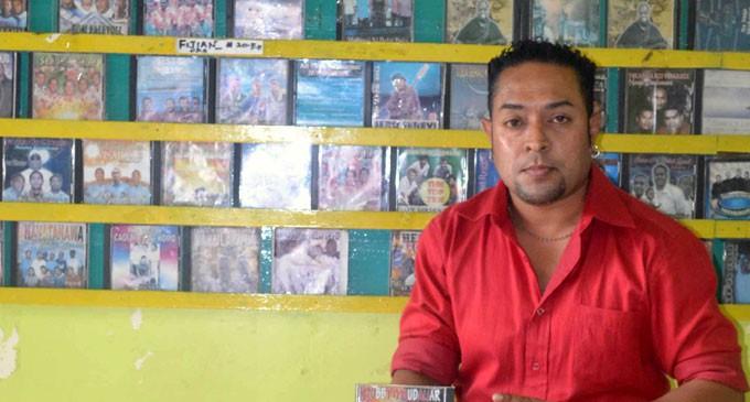 Mudaliar Sings For FijiFirst