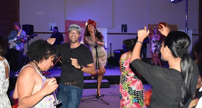Paulini Suva Concert Delivers