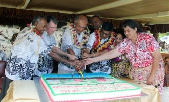 President Recalls His Days In Levuka
