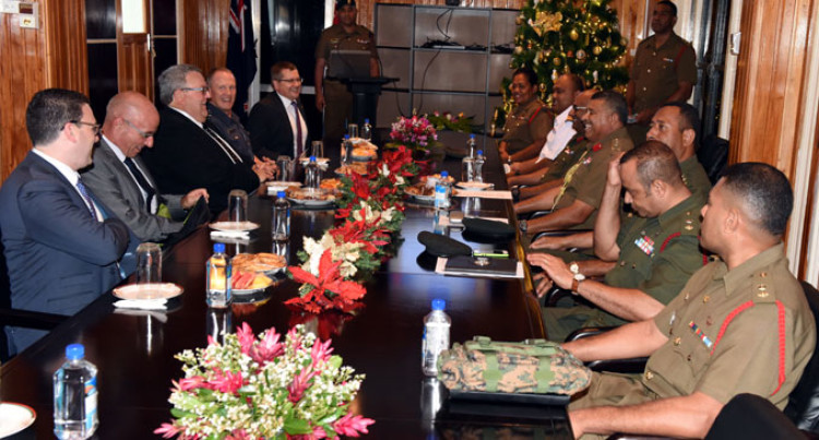 PM: Visits Good For Fiji