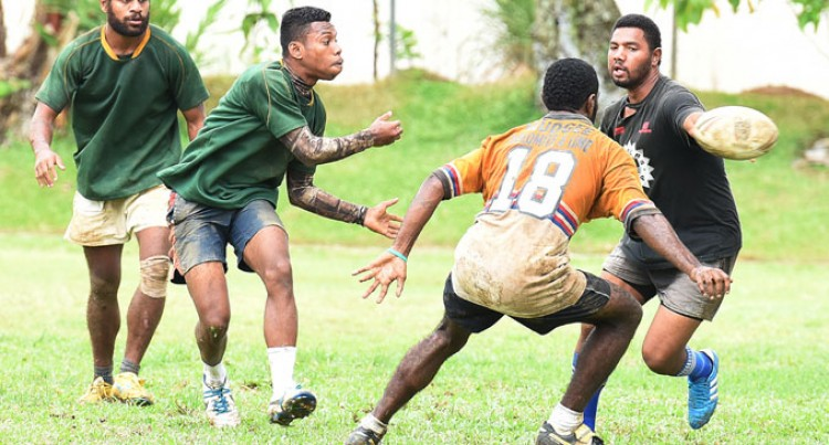 Tournament Helps Raiwai Youths