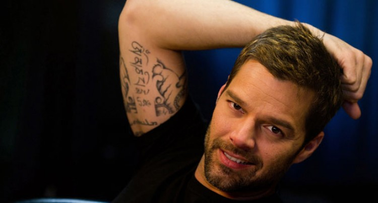 Ricky Martin To Release New Album In 2015