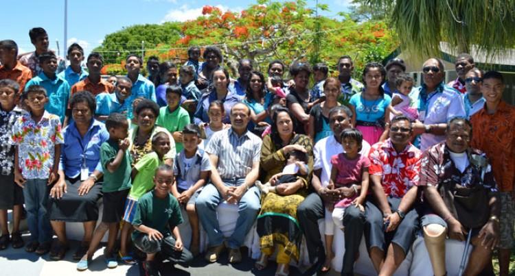 Ministry Treats  Senior Citizens