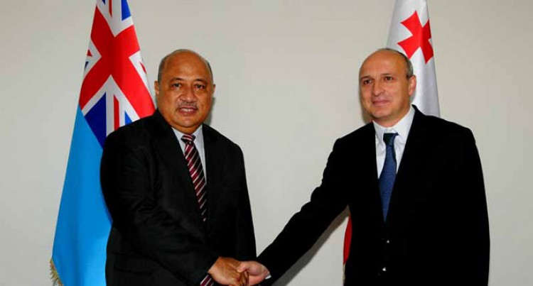 Fiji Foreign Envoy Posts To Be Advertised