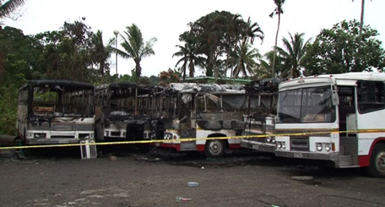 Cause Of Buses Fire Known Today