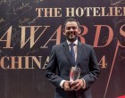 Tikaram Wins China's First Hotelier Awards