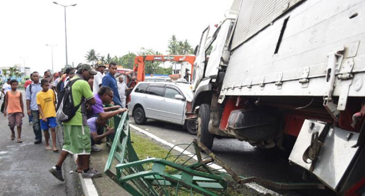 Take Heed Of Warning: ACP Tudravu