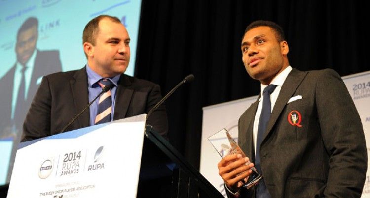 Top Award For Fijian Kerevi