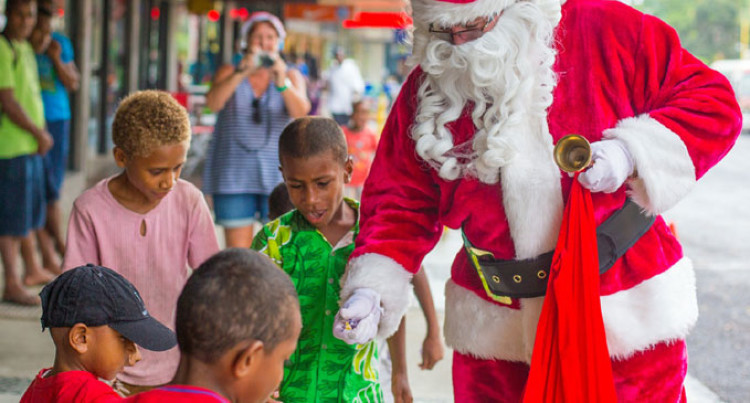 Xmas Treat For Sigatoka