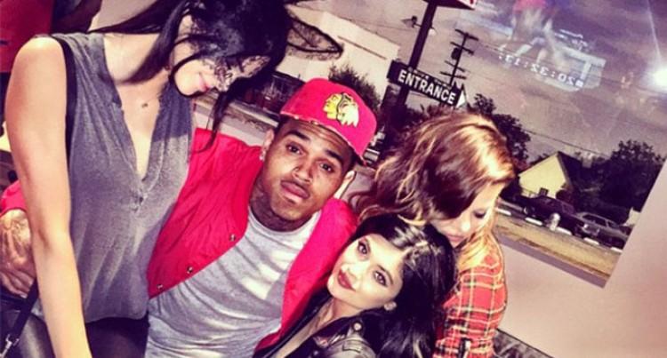 Jenner: Moving In On Chris Brown After Karrueche Tran Split?