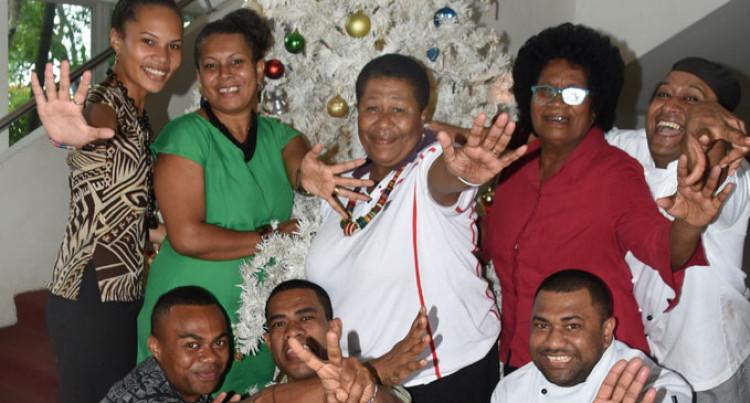 Seroa Looks Forward To Christmas