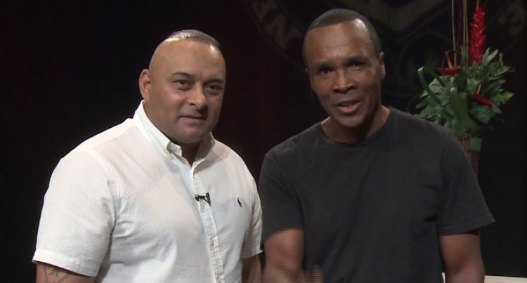 The Legendary  Sugar Ray  Leonard